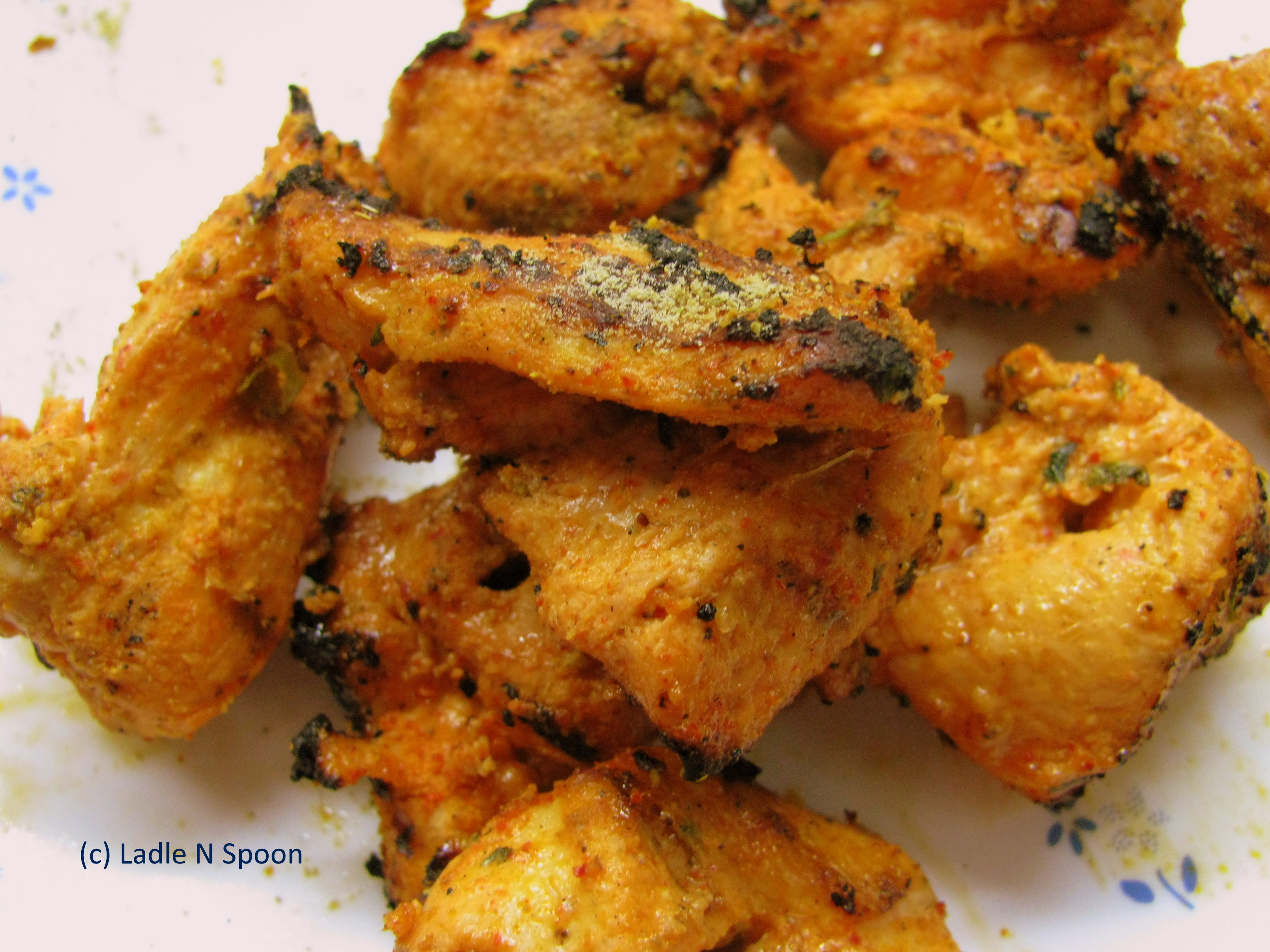 Chaat Masala Recipe — Dishmaps